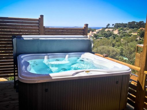 SPA JACUZZI – LODGE M