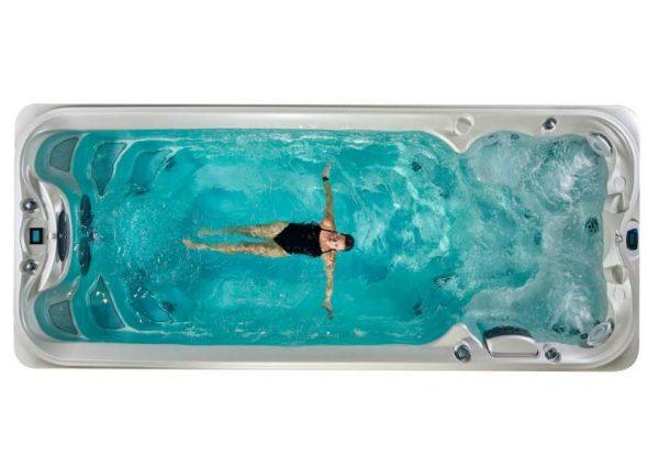 spa de nage jacuzzi idealspa